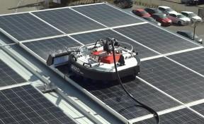 Robot Gekko Solar